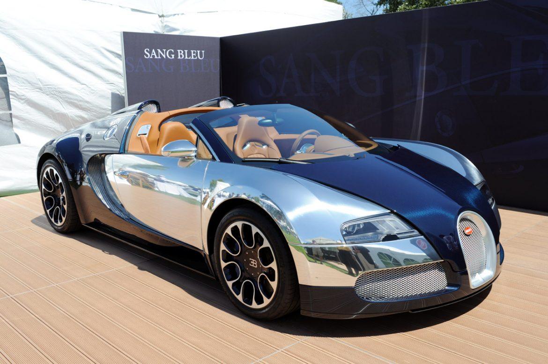 Bugatti Grand Sport Sang Bleu live from the Quail Lodge. sang bleu1