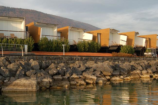 Hotel Palafitte. Swiss palafitte rivage 2