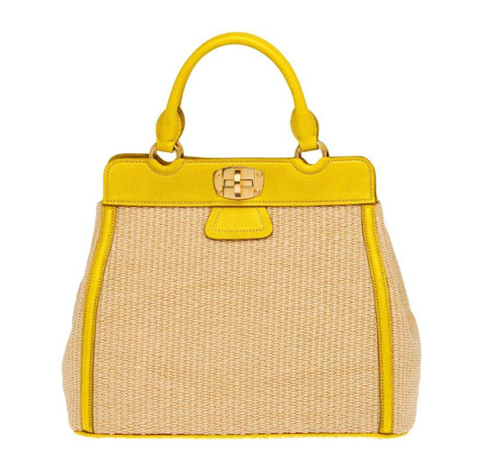 MIUMIU A/W12  Handbag MiuMiu anteprimaAI12 RN0850 2A08 F029R BOFA soleil