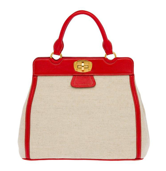 MIUMIU A/W12  Handbag MiuMiu anteprimaAI12 RN0850 2A1A F029R BOFA