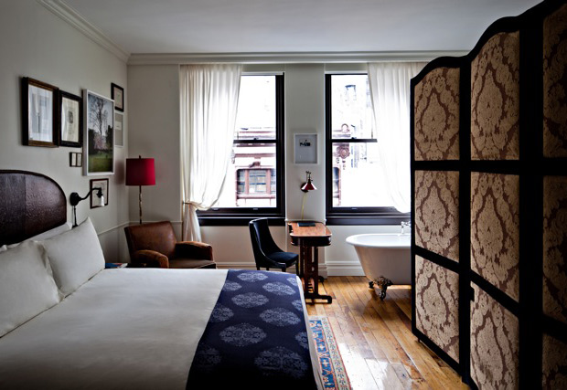 The NoMad Hotel - NY nomad hotel1