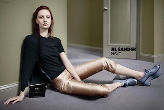 Jil Sander campaign | Navy AW 2012 |  Jil Sander Navy AW12 03