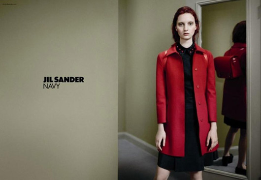 Jil Sander campaign | Navy AW 2012 |  Jil Sander Navy AW12 05