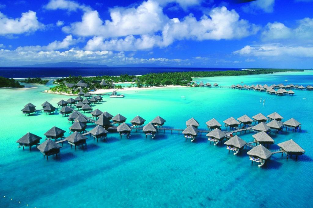 Le Méridien Bora Bora, the luxury and relax resort  Le Méridien Bora Bora | Treasure of pleasure Le Meridien Bora Bora Aerial21