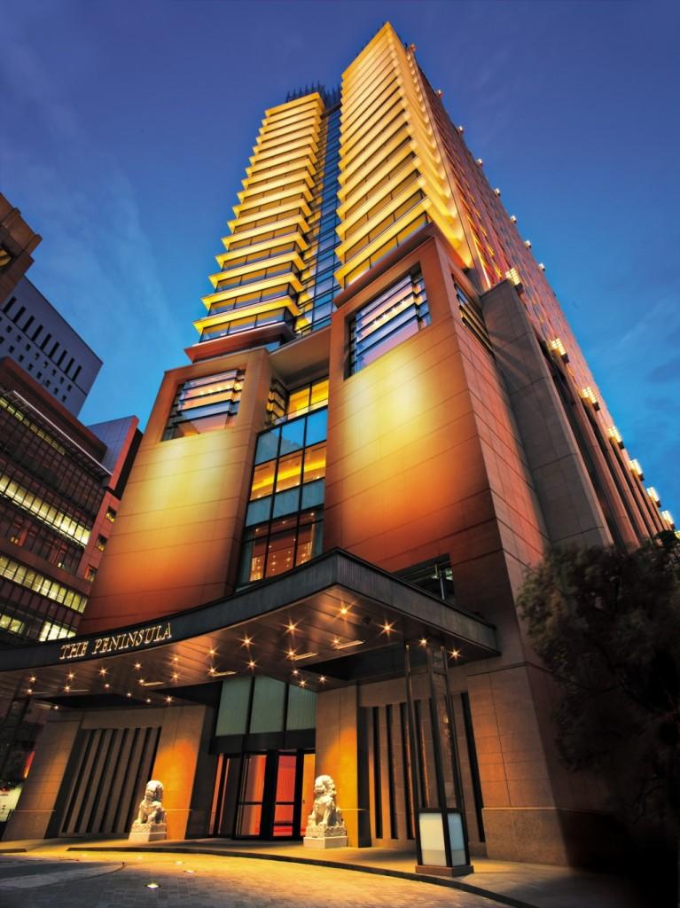 The Peninsula Hotel Tokyo, star hosting  The Peninsula Hotel Tokyo | Star hosting foto11