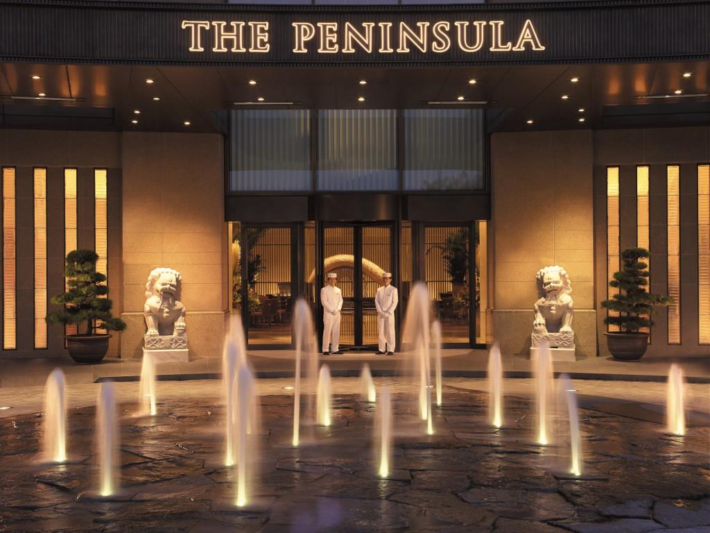 The Peninsula Hotel Tokyo, star hosting  The Peninsula Hotel Tokyo | Star hosting foto31