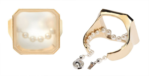 margiela-jewels-haute-couture-gold-ring  FUTURISTIC CRYSTALS - Margiela X Swarovski margiela jewels haute couture gold ring