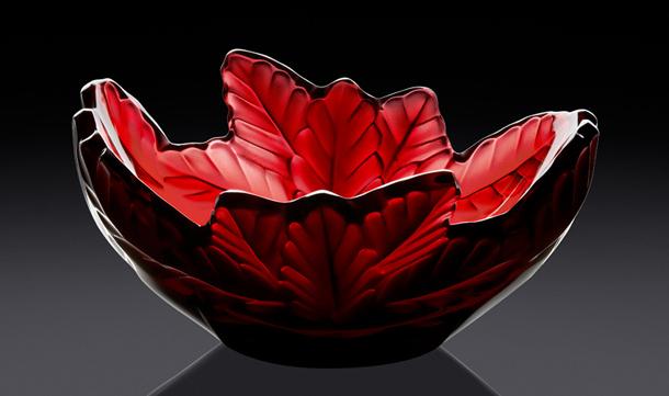 "2-Paysage d'Hiver  Lalique ""Paysage d'Hiver"" new collection 2 Paysage dHiver"