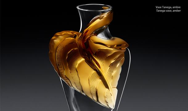 "3-Paysage D'hiver  Lalique ""Paysage d'Hiver"" new collection 3 Paysage Dhiver"