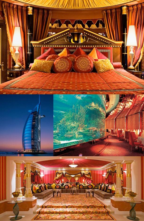 burj-al-arab-hotel  TOP 5 LUXURY SUITES burj al arab hotel