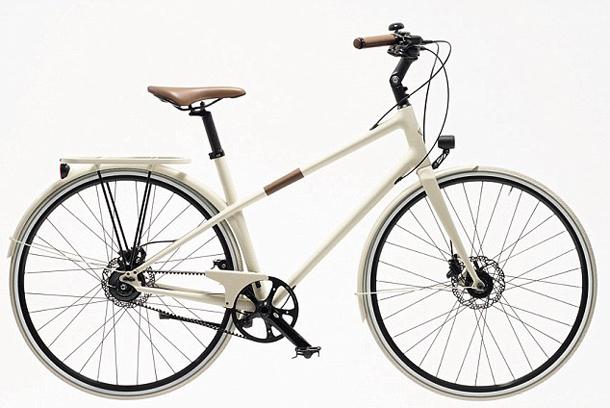 Le Flâneur d'Hermès  Hermès launches a luxurious bicycle  Bicycle