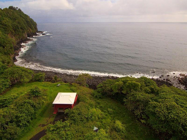 Oceanfront Maulua Halei  Hawaii Most Expensive Beach Hut Hawaiian Most Expensive Cottage Oceanfront Maulua Halei 5