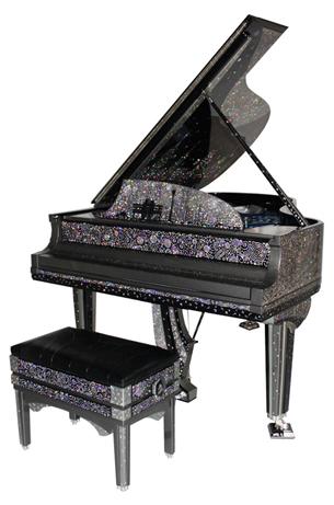 The Million Dollar Custom Piano