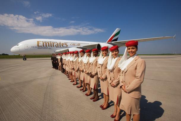 Emirates  Best Luxury Airplanes 3 Emirates