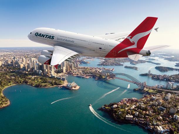 Qantas Airlines  Best Luxury Airplanes 5 Qantas Airlines