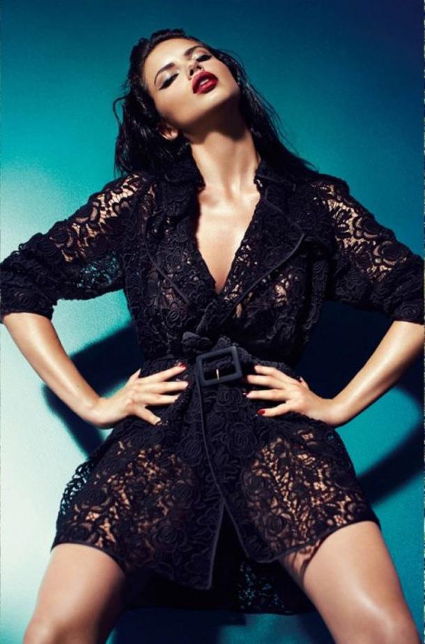 Adriana-Lima-blumarine  TOP 10 MOST SEXY FASHION CAMPAIGN Adriana Lima blumarine