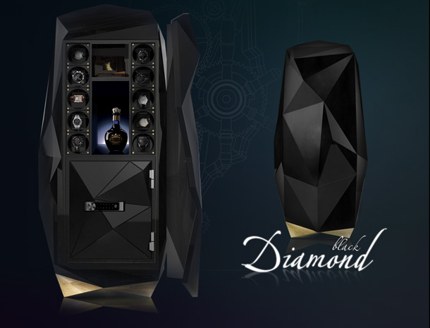 LIMITED-EDITION-SAFE-BOX-BLACK-DIAMOND-BOCA-DO-LOBO  Limited edition furniture: a steampunk inspired safe  LIMITED EDITION SAFE BOX BLACK DIAMOND BOCA DO LOBO