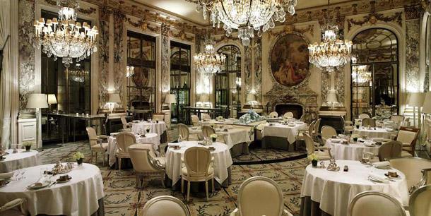 RestaurantLeMeurice  The most extravagant restaurants in the world! RestaurantLeMeurice