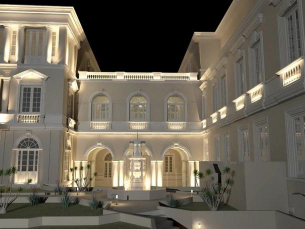 Casa-Gangotena-Quito-Ecuador  Top Luxury Hotels for 2014 by tripAdvisor Casa Gangotena Quito Ecuador