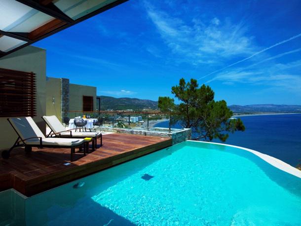Lindos-Blu-Lindos-Greece-pool  Top Luxury Hotels for 2014 by tripAdvisor Lindos Blu Lindos Greece pool