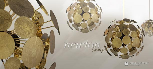 boca-do-lobo-newton-lamp-covet-lounge  Maison et Object  2014 the best Design studios  boca do lobo newton lamp covet lounge