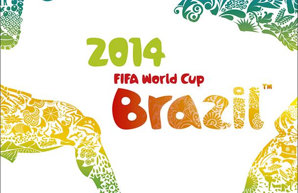 Brazil Soccer World Cup  2014 Travel Trends  BRAZIL WORLD CUP LOGO