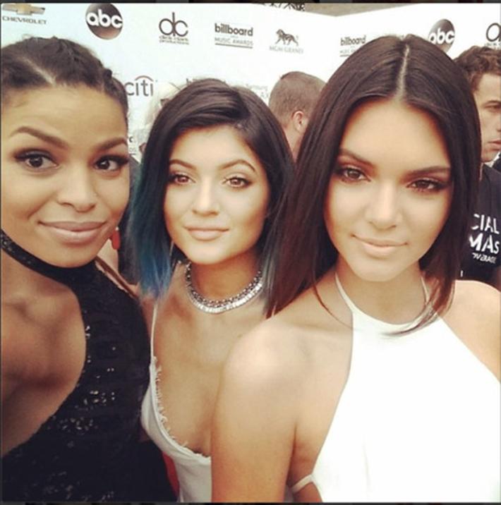 Jordin Sparks, Kylie Jenner, Kendall Jenner  Top 15 Selfies taken by Celebrities Jordin Sparks Kylie Jenner Kendall Jenner