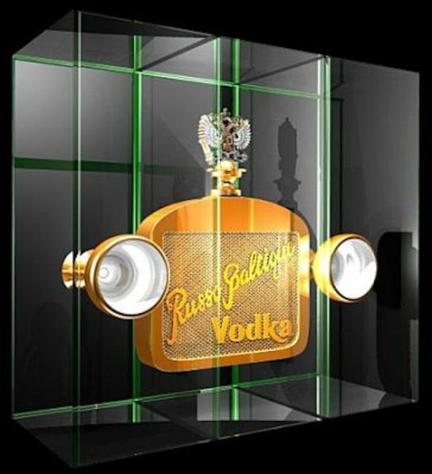 Russo-Baltique-Vodka-Most-expensive-Beverages  Most expensive Beverages Russo Baltique Vodka Most expensive Beverages