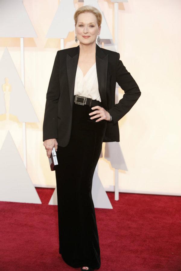 Oscars 2015: Best Dressed Women  Oscars 2015: Best Dressed Women 2515 master 2048 Meryl streep