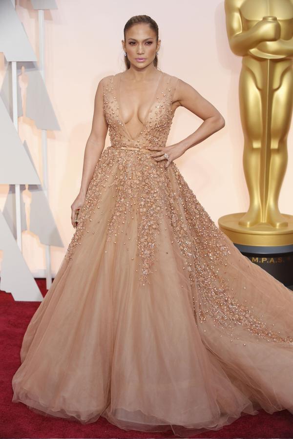 Oscar 2015 - Best Dressed Women  Oscars 2015: Best Dressed Women Jey Lo Oscar 2015