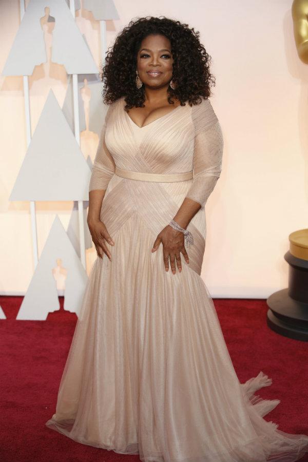 Oscars 2015: Best Dressed Women  Oscars 2015: Best Dressed Women Oprah winfrey