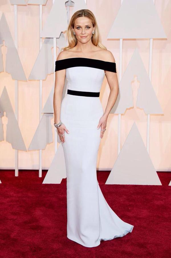 Oscar 2015 - Best Dressed Women  Oscars 2015: Best Dressed Women Witherspoon Oscar 2015