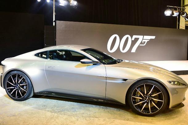 007_the-new-james-bond-car  The new James Bond car 007 new car the new james bond car