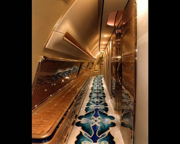Club-Deluxe-brunei's-private-jet-6  Brunei's private jet Club Deluxe bruneis private jet 6