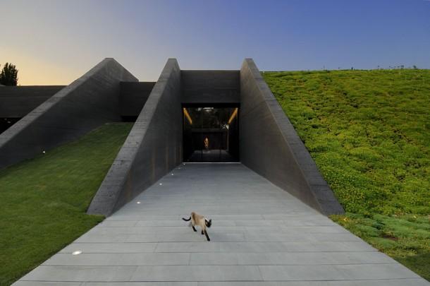club-delux-a-cero-concrete-house  Luxury architecture by A-CERO Best interior designers a cero concrete house II 4 e1440588895384