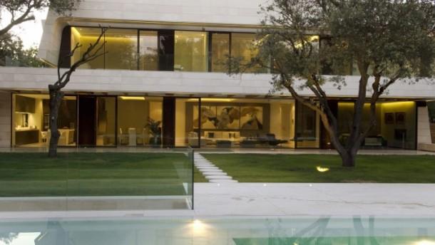 club-delux-a-cero-architecture  Luxury architecture by A-CERO Best interior designers a cero marble and bamboo 4 e1440589545566