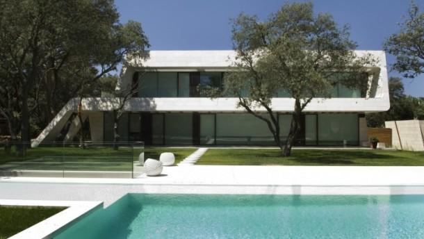 club-delux-a-cero-architecture  Luxury architecture by A-CERO Best interior designers a cero marble and bamboo e1440589494130
