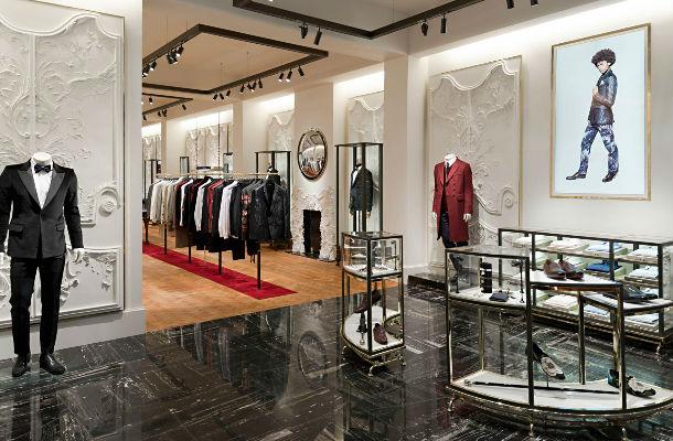 club-delux-alexander-mcqueen-london-store  Top Luxury Brands | Alexander Mcqueen club delux alexander mcqueen london store