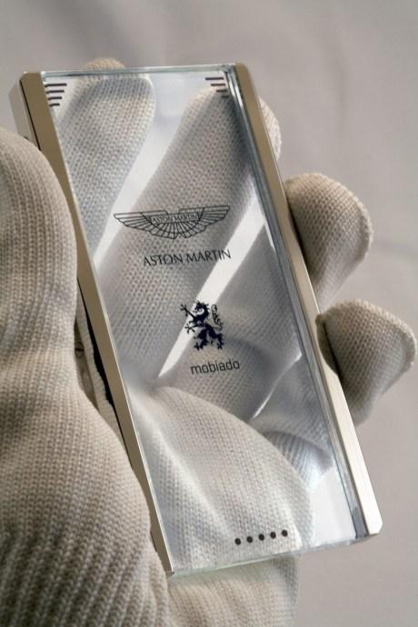 The Aston Martin Concept Phone from Mobiado aston martin