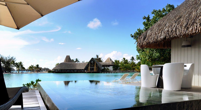 Le Méridien Bora Bora, the luxury and relax resort
