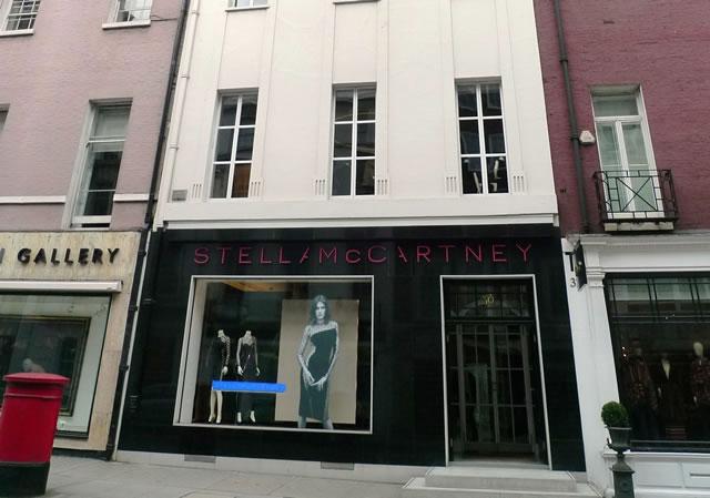 LONDON | SHOPPING GUIDE London Stella McCartney Bruton St 2