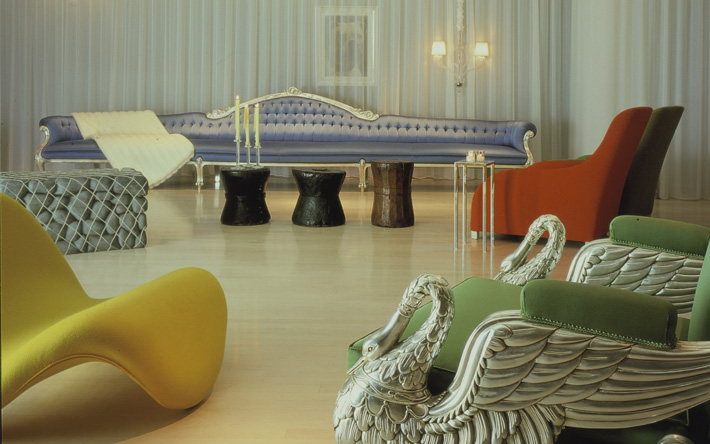 5 Star Luxury Hotel | Sanderson London sanderson hotel london 7