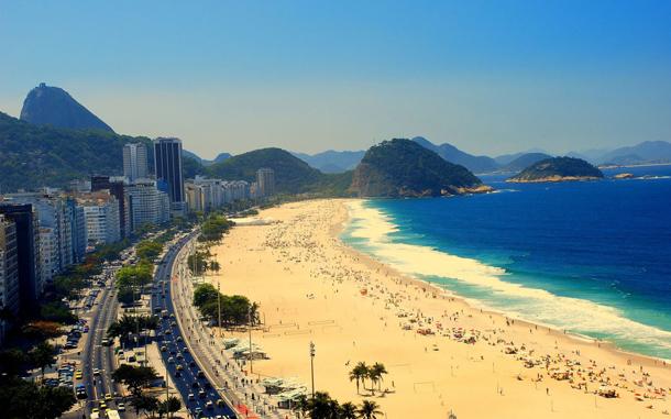 Travel trends for 2014 Travel trens 2014 brazil beach