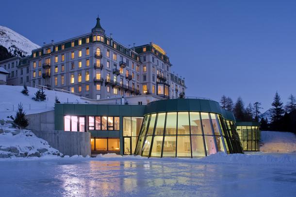 Top Luxury Hotels for 2014 by tripAdvisor The Grand Hotel Kronenhof in Pontresina Switzerland 11