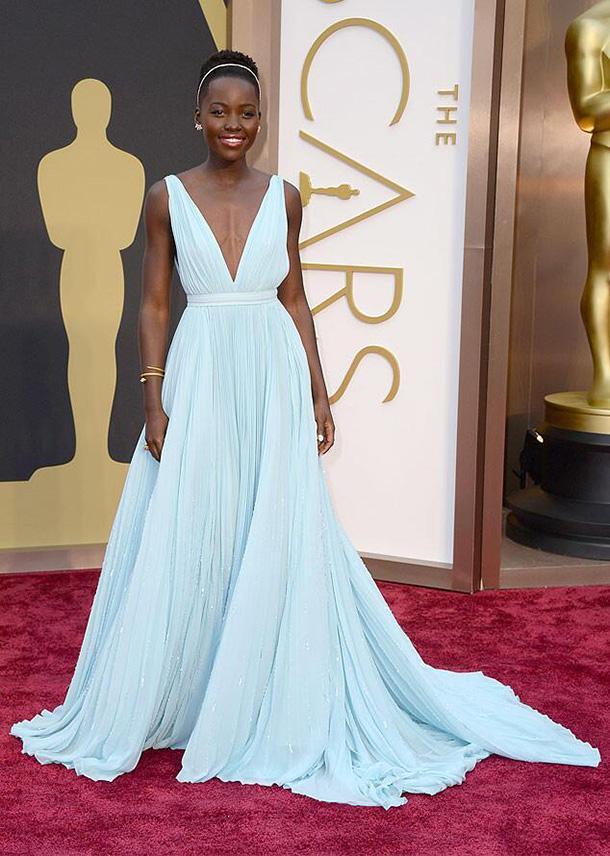 The 2014 Oscars Best-Dressed Lupita The 2014 Oscars Best Dressed