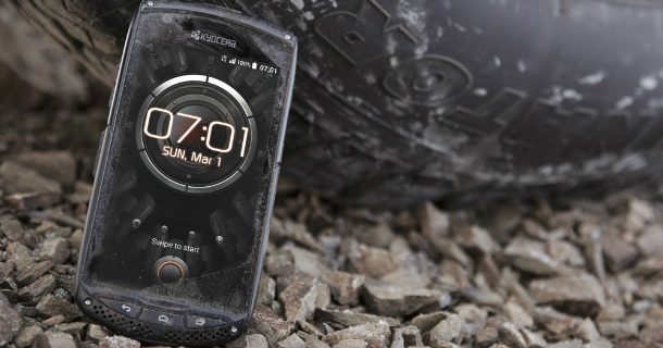 Kyocera new TORQUE Smartphone kyocera new torque smartphone