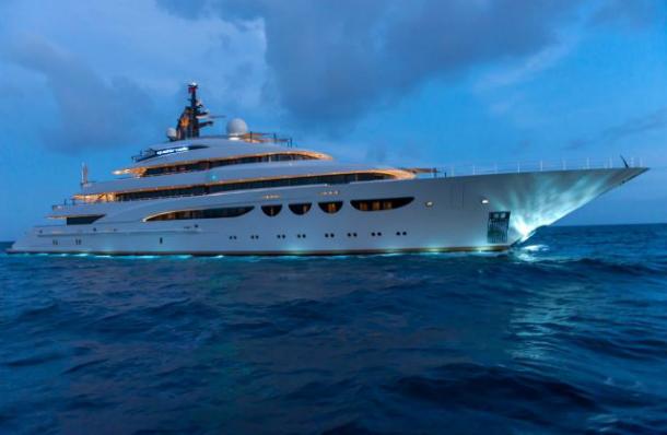 The Best Billionaire's Yachts the best billionaires yachts